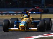A subasta el Benetton-Ford F1 1991 de Michael Schumacher