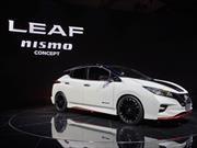 Nissan Leaf NISMO Concept, la electricidad se pone deportiva