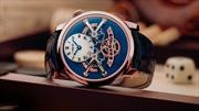 MB&F anuncia el Legacy Machine N°2 Red Gold Blue
