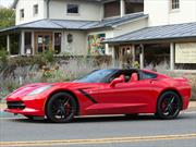 Manejamos el nuevo Chevrolet Corvette Stingray en Washington