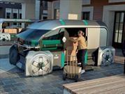 Renault EZ-Pro entrega pedidos a domicilio de forma autónoma