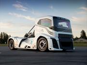 Un camión de Volvo se consagra como el más rápido del mundo