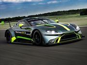 Aston Martin Vantage GT3 y GT4 en las 24 Horas de Le Mans
