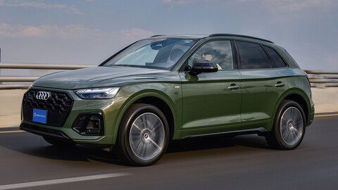 Manejamos la Audi Q5 2021