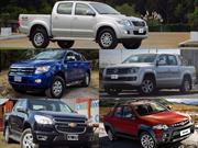 Top 5: Las pick-ups más vendidas de 2013