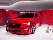 Subaru Impreza Sedan Concept debuta