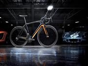 Conocé la súper bici de Specialized y McLaren