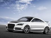 Audi TT Ultra Quattro Concept debuta