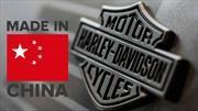 Harley-Davidson se va a China a fabricar motos