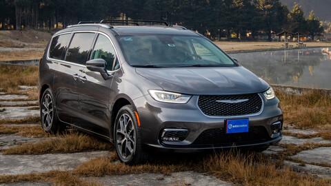 Manejamos la Chrysler Pacifica 2021