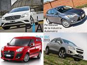 Focus III, Clase A, Tracker y Dobló Cargo son los Autos PIA del año 2013