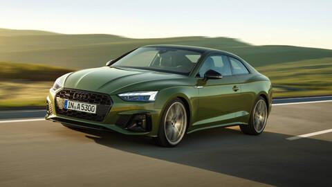Audi A5 en Chile: dos motores y más tecnología a la mano
