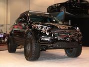 SEMA 2017: Hyundai lleva al Santa Fe al extremo con una transformación off-road radical