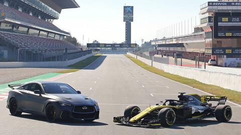 F1 2021: Infiniti dice adiós