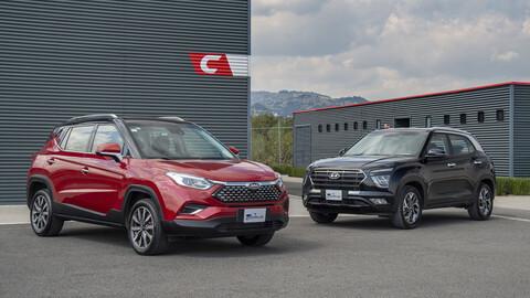 JAC Sei4 vs Hyundai Creta, ¿cuál de estas camionetas compactas me conviene comprar?