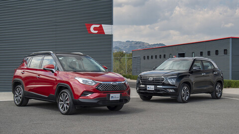 Hyundai Creta vs JAC Sei4, ¿cuál es mejor?