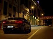 Video: Jaguar i-Pace se infiltra silenciosamente en Mónaco