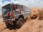 Hino se prepara para el Dakar 2017