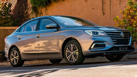 MG 5 2021 llega a México, la nueva opción británica en sedanes compactos