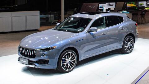 Maserati Levante Hybrid debuta
