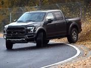 Video: Ford F-150 Raptor ataca el Green Hell con un poco de drifting