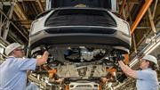 Nuevo Chevrolet Tracker ya circula por la línea de producción
