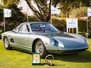 ATS 2500 GTS 1964 es el Best of Show en The Quail 2017