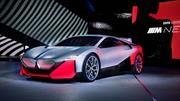 BMW Vision M NEXT, un deportivo híbrido con muchísima potencia