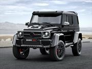 El Mercedes-Benz G 500 4x4² se pone Brabus