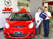 JAC Motors y su fuerza de ventas