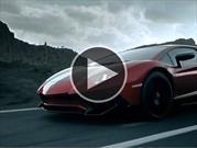Lamborghini Aventador LP 750-4 SV, el súper auto en acción