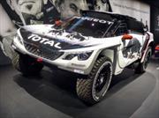 Estos son los nuevos autos de carrera vistos en París
