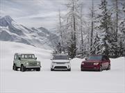 Land Rover apaga 70 velitas