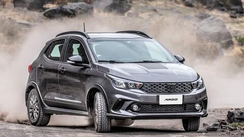 Fiat renueva la oferta del Argo en Colombia