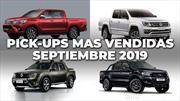 Top 10: Las pick-ups más vendidas de Argentina en septiembre de 2019