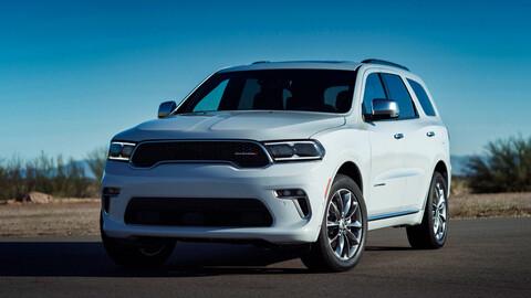 Dodge Durango 2021 en Chile: con restyling y más equipamiento