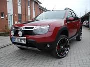Dacia Duster modificado por LZParts