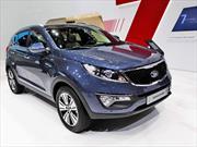 Kia Sportage:  SUV mejor evaluado en estudio de satisfacción