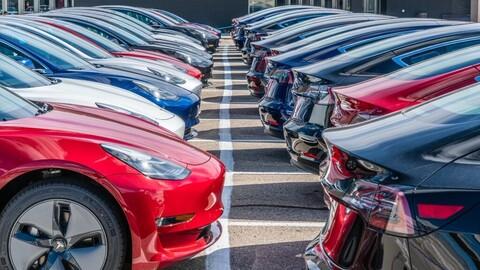 Tesla supera a Audi en la venta de autos de lujo en Estados Unidos