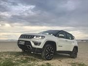 Test drive: Jeep Compass 2018
