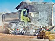 Video viral de Volvo Trucks presenta a la test driver más pequeña del mundo