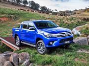 Toyota Hilux 2016, primeras imágenes