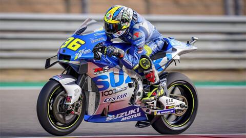 MotoGP 2020: Suzuki se alista a ser campeón
