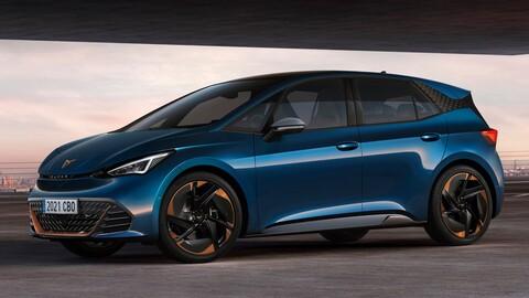 CUPRA Born: un auto eléctrico dotado de mucha deportividad y tecnología