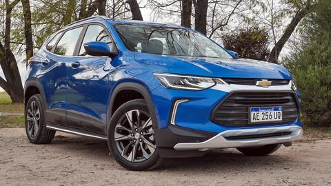 Test nuevo Chevrolet Tracker 2020 ¿El rey SUV?
