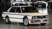BMW restaura un interesante y desconocido 530 MLE de competencia