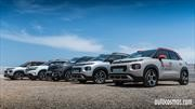 Desafio SUV Citroen: irse a la playa con menos de siete mil pesos