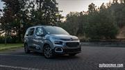 Probando el Citroën Berlingo Pasajeros 2019