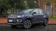 Test Jeep Compass 4x4 AT9