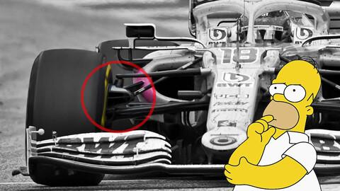 F1: ¿Por qué Racing Point no fue excluído?